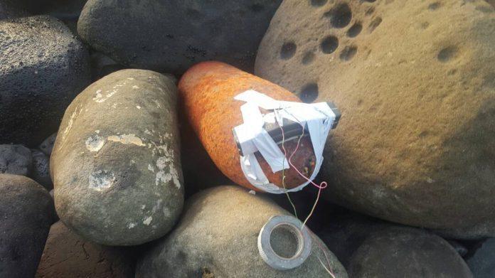 Une bombe de type « Obus 155 » retrouvé à Guédiawaye