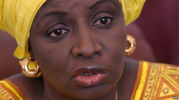 """Révélation troublante  de l'ex ministre de la Justice, Aminata Toure : """" l'Etat a pu recouvrer 200 milliards de la traque des biens mal acquis"""""""