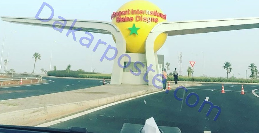 Série de sabotages à l'aéroport international Blaise DIAGNE