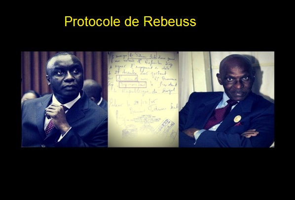 Me Wade / Idrissa Seck : voici le document qui confirme le « Protocole de Rebeuss »