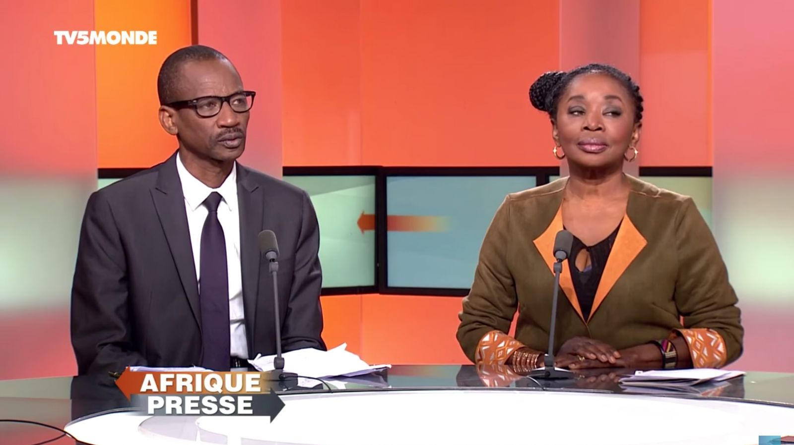 Racine Talla justifie l'emprisonnement de Khalifa Sall sur TV5