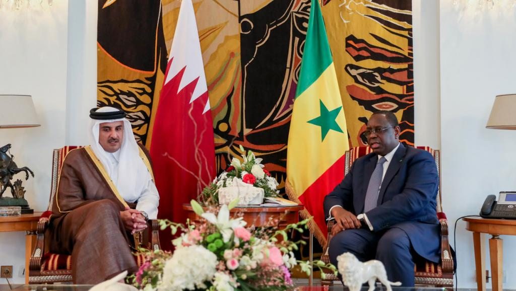 L'émir qatarien en tournée en Afrique pour diversifier ses partenariats