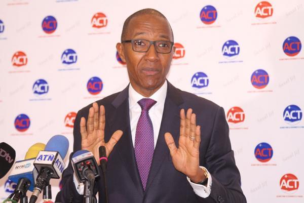 Inauguration précipitée de l'AIBD: Abdoul Mbaye déplore et accuse Macky Sall