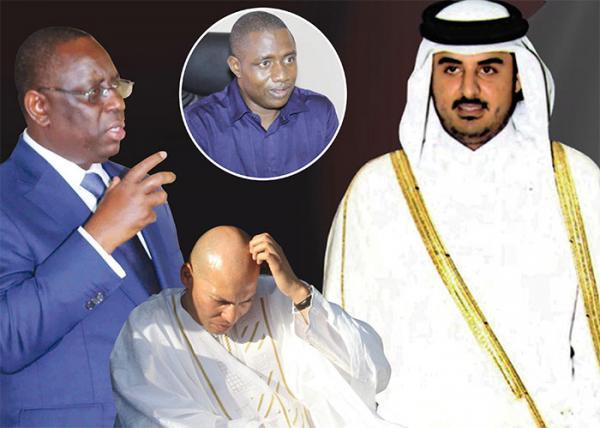 Yoro Dia, journaliste analyste politique: «Al-Thani ne se déplacera jamais pour… Karim Wade»
