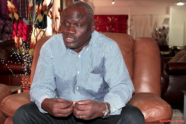 """Gaston Mbengue se défend : """"Sur la tête de mes enfants, je ne suis pas derrière Cheikh Gadiaga"""""""