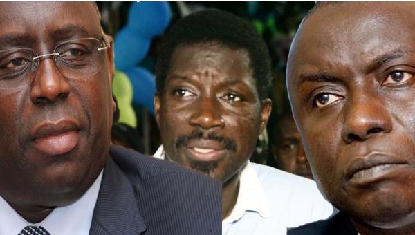 Talla Sylla s'allie à Macky Sall pour combattre Idrissa Seck