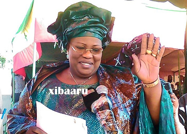 Démenti : Le ministre Aminata Mbengue n'a pas chuté à Kolda