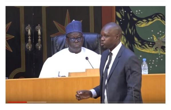 Sonko sur la présidentielle: «Il faudra beaucoup de sacrifices pour faire changer ce système...»