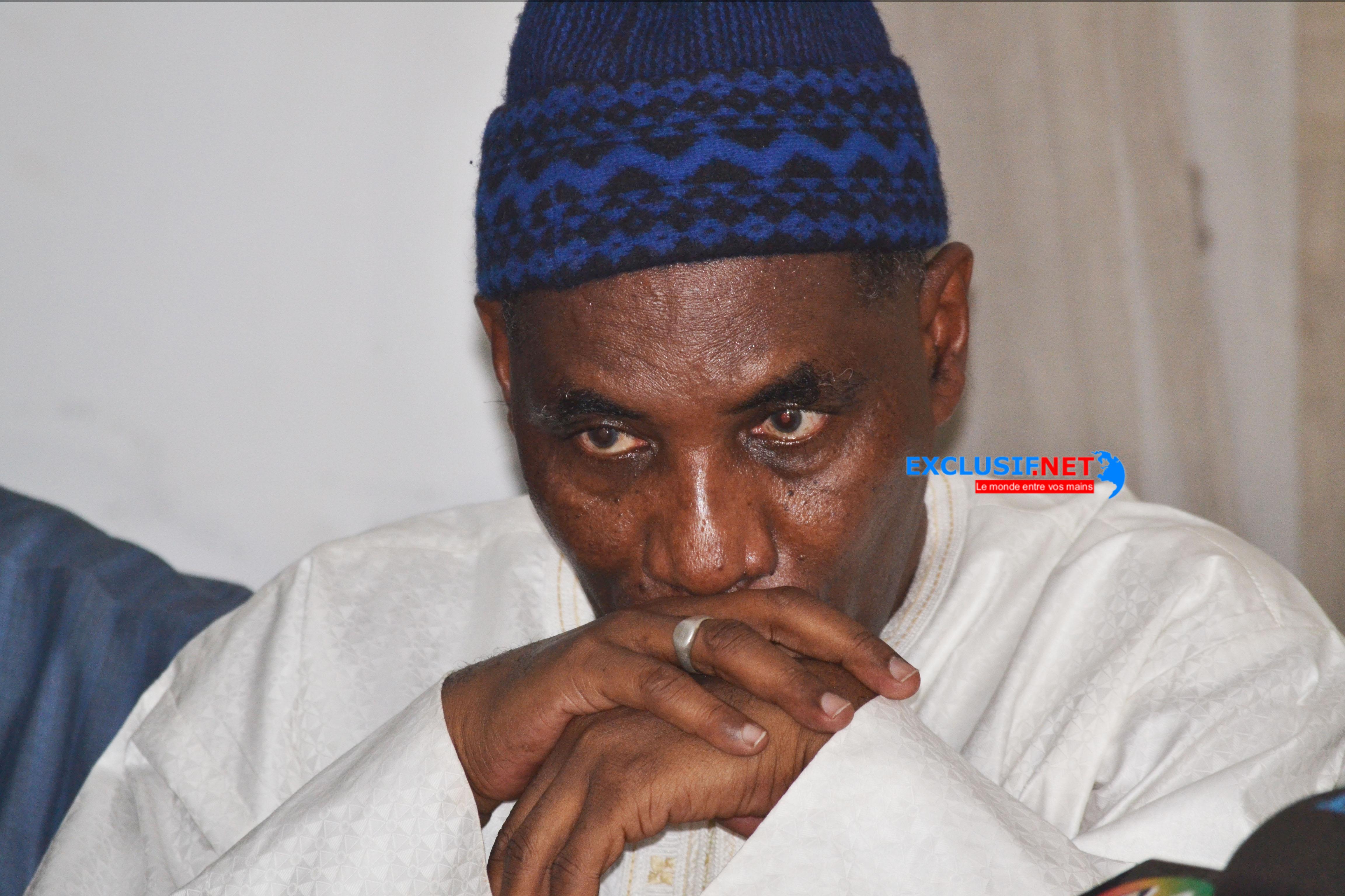 Sada Ndiaye ne prendra pas la carte de l'APR !