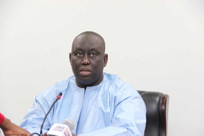 Sale coup d'Aliou Sall