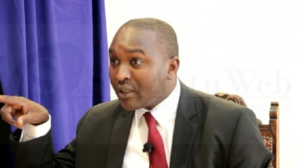 Me Aliou SOW, bombardé Directeur général de la SAPCO
