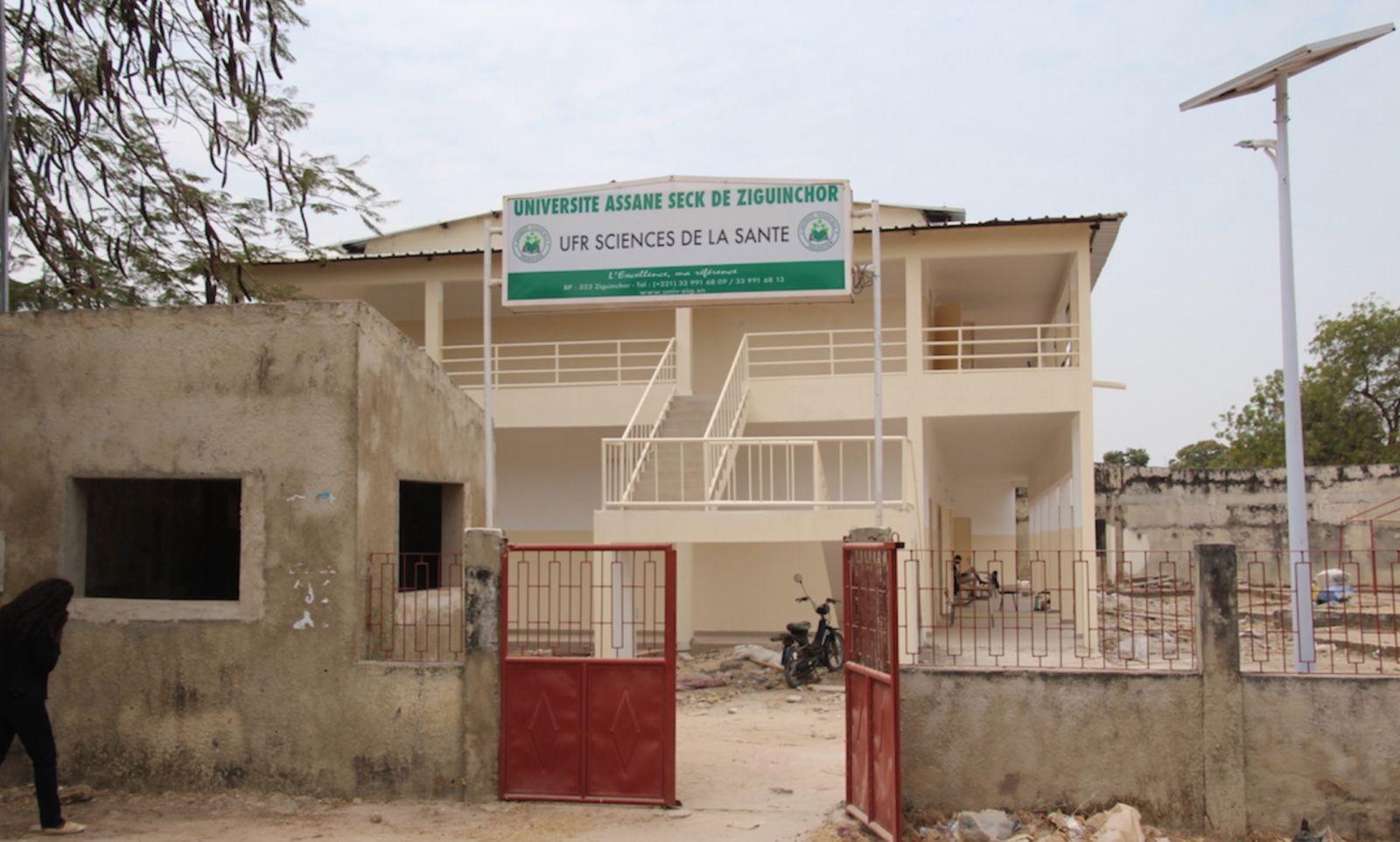 Université de Ziguinchor : L'Ige et l'Ofnac invités à fouiller le Crous