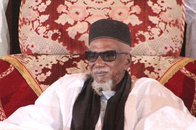 Rappel à Dieu du Khalife général des Mourides Serigne Sidy Moctar Mbacké