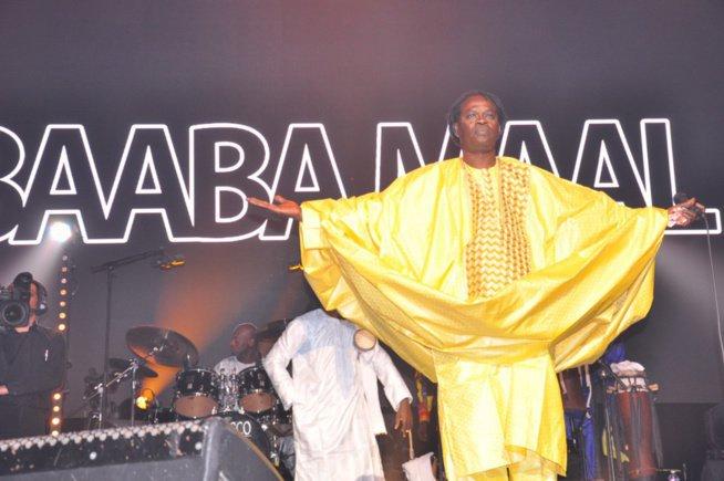Décès de Serigne Sidy Mokhtar : Baba Maal annule tous ses concerts