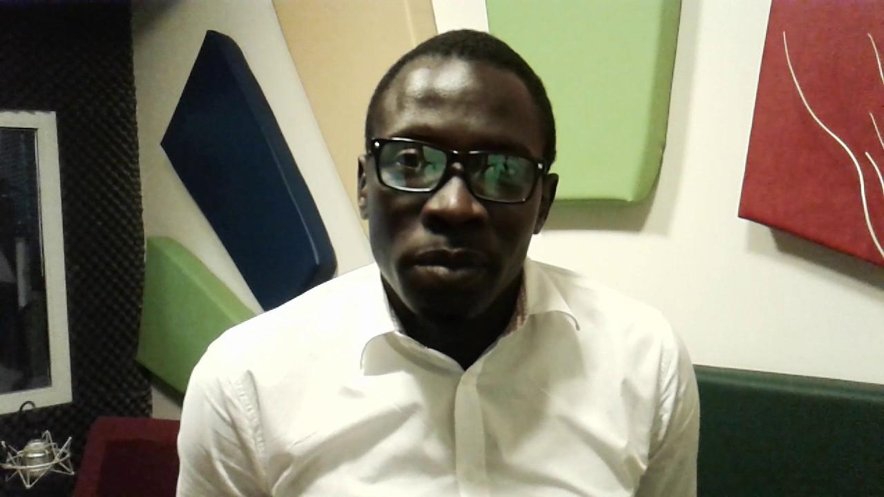 La colère de Mansour Diop de Zik FM