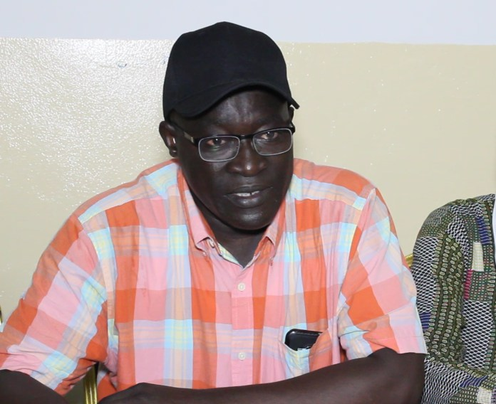 Mballo Dia Thiam (Sutsas) : « Un syndicaliste a le droit d'aller en grève pour de l'argent »