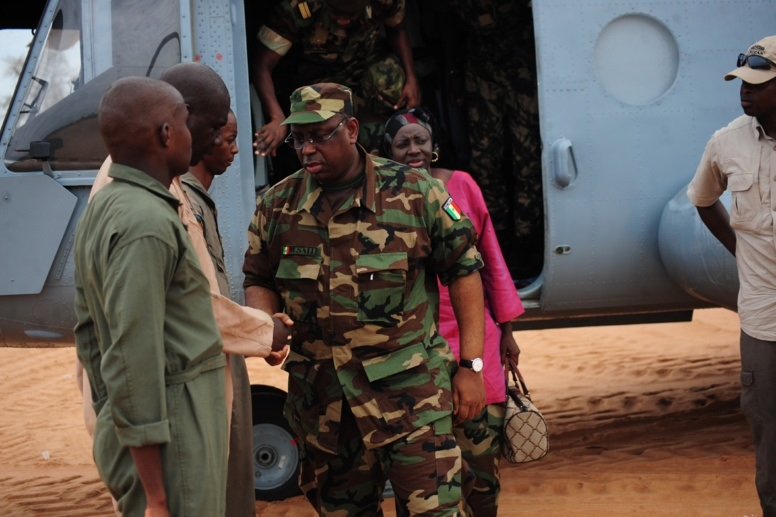 Les mallettes de la crise armée en Casamance: Macky Sall et le général Fall mouillés par le MFDC