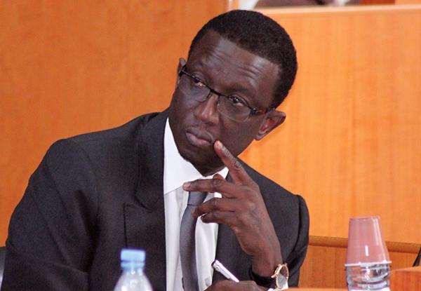 APR: le ministre Amadou Ba écarté...