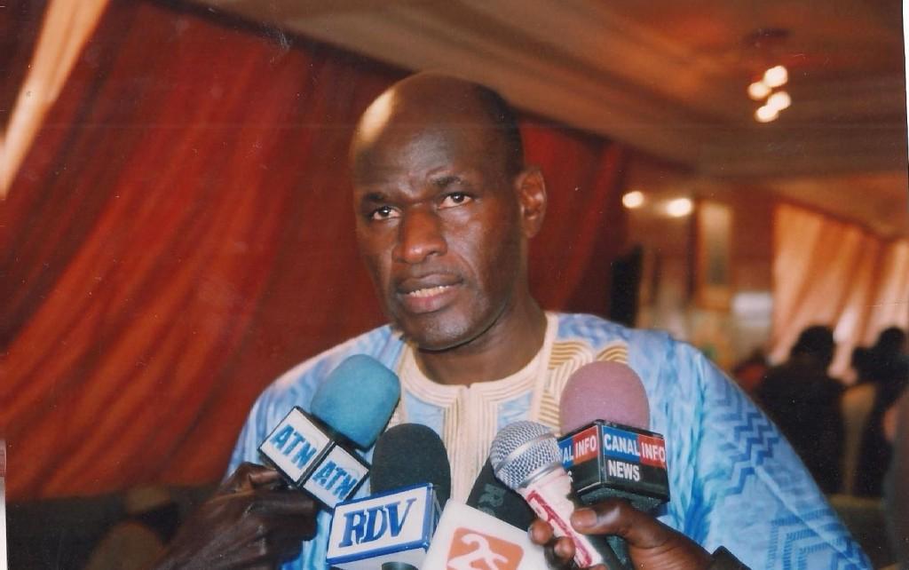 Thierno Lo prône la sécurité comme, solution à la coupe de bois en Casamance