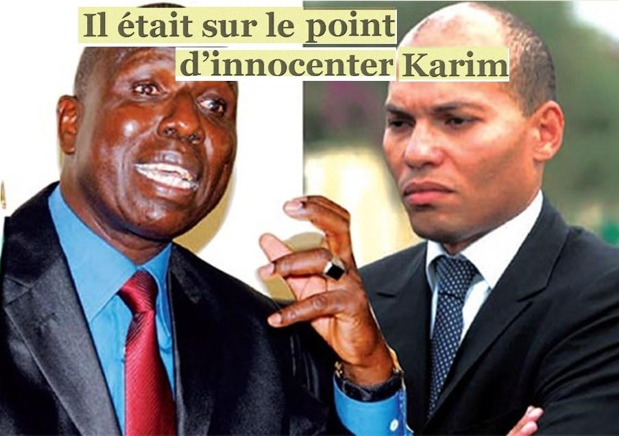 Alioune Ndao a été viré parce qu'il avait découvert que Karim Wade était innocent