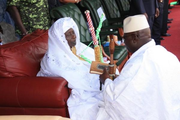 Le retour de la maman de Yaya Jammeh à Banjul et révèle