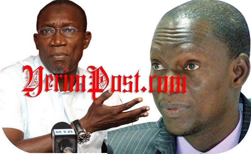 Me Elhadj Amadou Sall lance une phrase trop forte au juge Lamotte