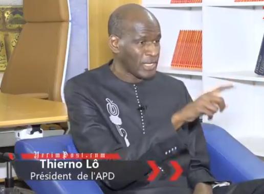 Vidéo- Thierno Lô lâche des vérités crues sur Macky, Marième Faye, Wade, Iba Der...
