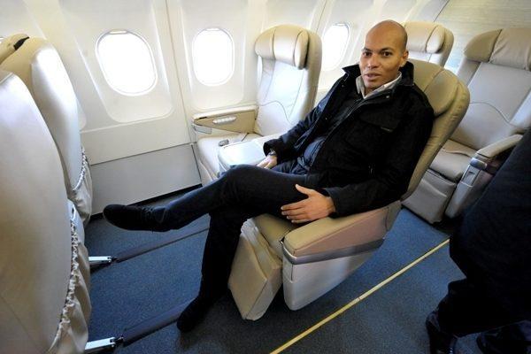 """Audio : """"C'est Karim Wade qui a changé le plan de vol pour aller au Qatar"""""""