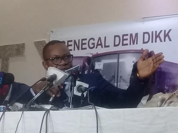Vente d'un terrain de DDD à l'APR: Me Moussa Diop tance ses détracteurs