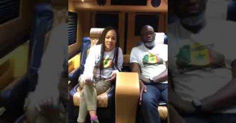 Assane Diouf en prison, sa femme prend le relais…