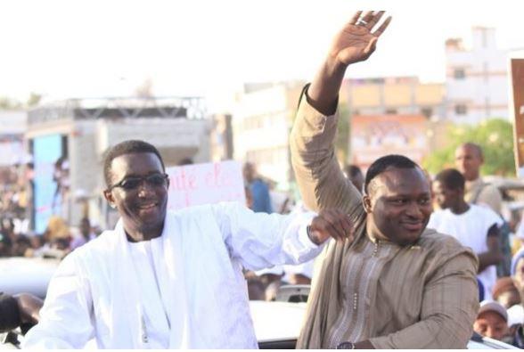 Amadou Ba offre au lutteur Modou Lo une 4×4 et des millions…..