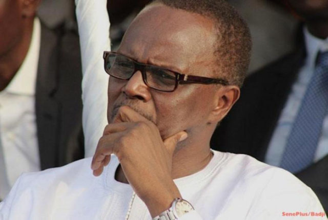 Ousmane Tanor Dieng inconsolable…