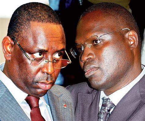 Yerimpost dévoile les négociations entre Macky Sall et Khalifa Sall