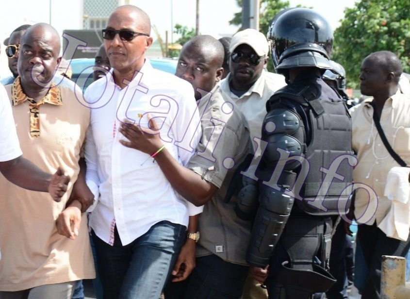 Sit-in de l'opposition : Abdoul Mbaye charge Macky et Aly Ngouye Ndiaye