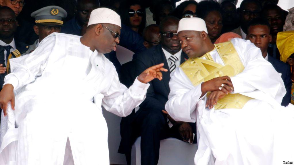 LePrésidentAdama Barrow : « Le Jugement De Yahya Jammeh Est Obligatoire »