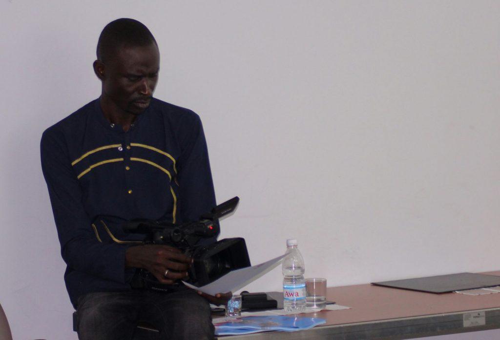 Démission du Groupe futurs médias: Le journaliste Khalifa Diakhaté est revenu sur sa décision
