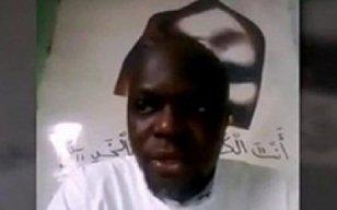Le film de l'arrestation de l'insulteur du khalife des tidjanes