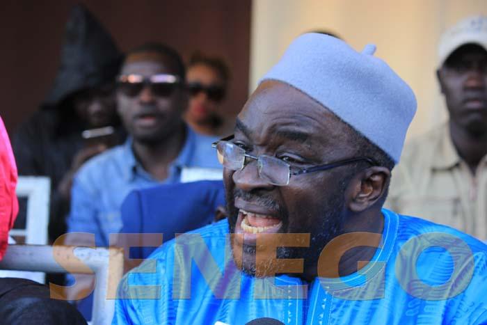 Moustapha cissé annonce sa candidature pour la mairie de Dakar
