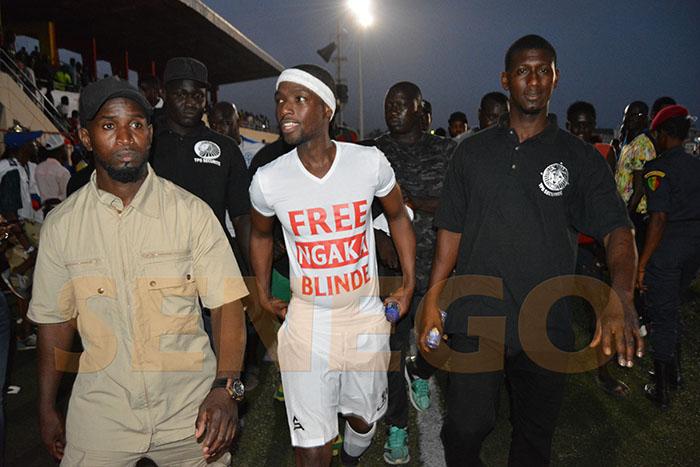 (Photos) – Free Ngaka: Birane Ndour porte aussi le combat
