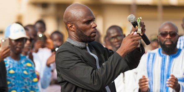 Exclusif : Kemi Seba interdit de séjour sur le territoire togolais
