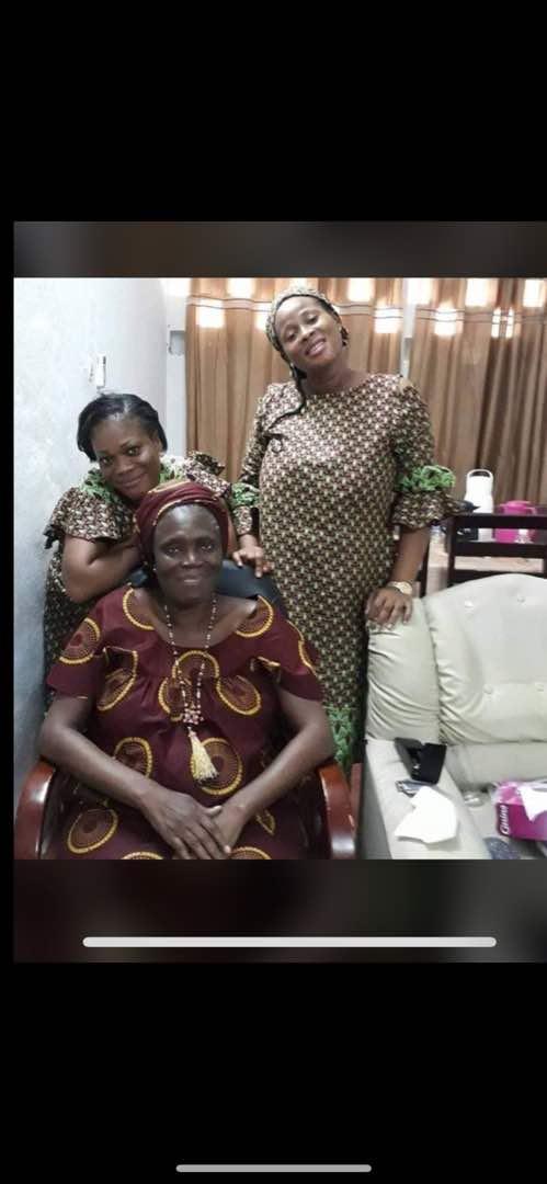 Simone Gbagbo heureuse de retrouver la liberté
