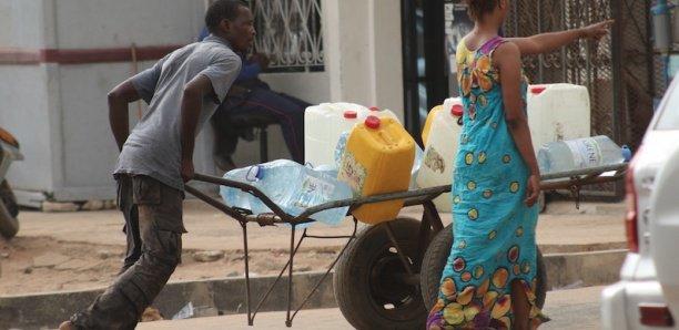 Pénurie d'eau : Fin du calvaire avant 2019 !