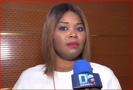"""Polémique autour du CESE : Fatoumata Niang Ba recadre le débat. """" Aminata Tall est nommée par décret."""""""