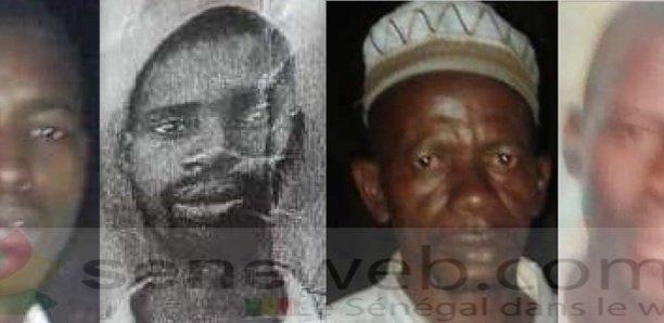 Ziguinchor - Derrière les noms, les visages des 4 exploitants forestiers disparus