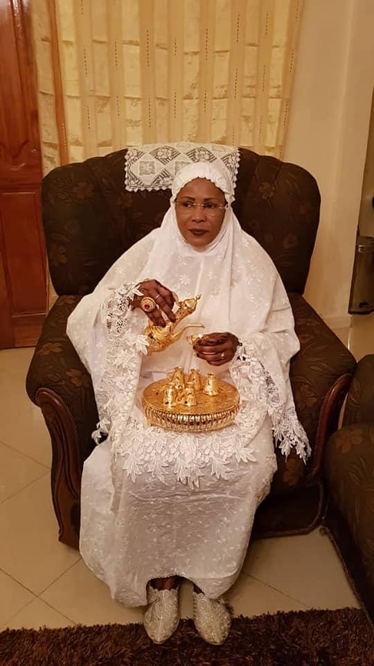 Photos: Le « Nganalé » de la députée Mame Diarra Fam