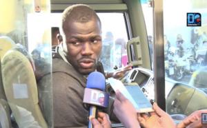 """Kalidou Koulibaly après Madagascar/Sénégal (2-2) : """"Les conditions étaient difficiles"""""""
