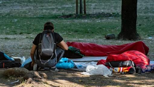 Des migrants évoquent des violences policières à Bruxelles