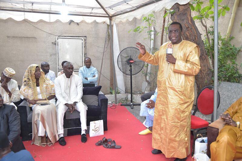 Pourquoi Racine Sy a couvert d'éloges Mohamed Boun Abdallah Dione