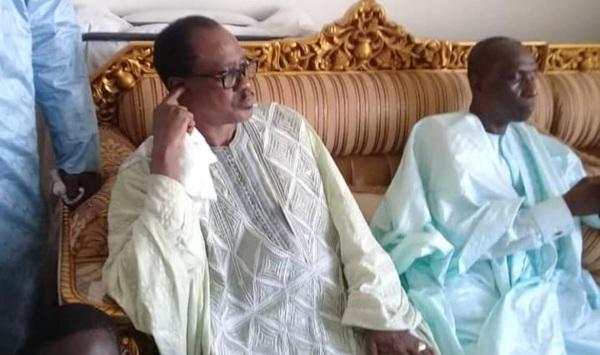Me Madické Niang parmi la délégation des libéraux du PDS envoyée à Touba