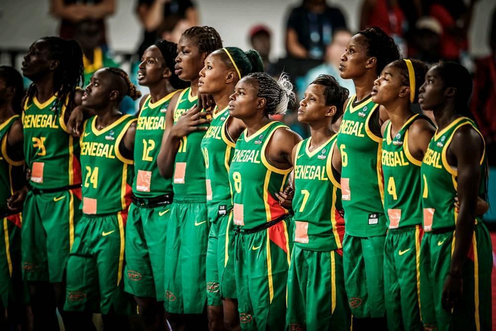 Coupe du monde: Les lionnes du Basket à Dakar ce vendredi!
